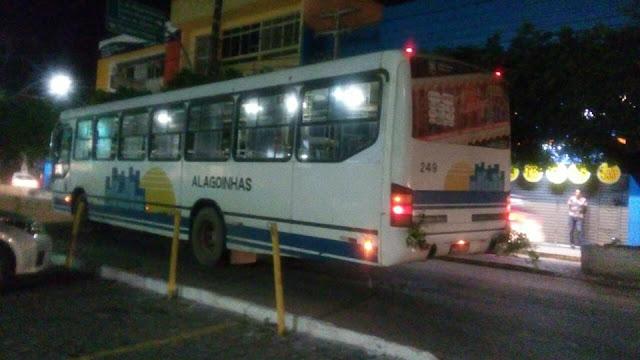 A população de Alagoinhas já não aguenta mais a situação precária do transporte público