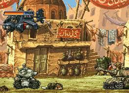 Metal Slug 2+arcade+game+portable+videojuego+descargar gratis