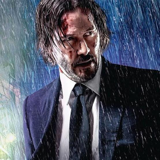 John Wick : Parabellum - French Poster : キアヌ・リーブスが演じる過激な愛犬家が窮地におちいる「ジョン・ウィック」シリーズ第3章「パラベラム」のフレンチ・ポスター ! !