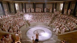 Resultado de imagen de senado romano