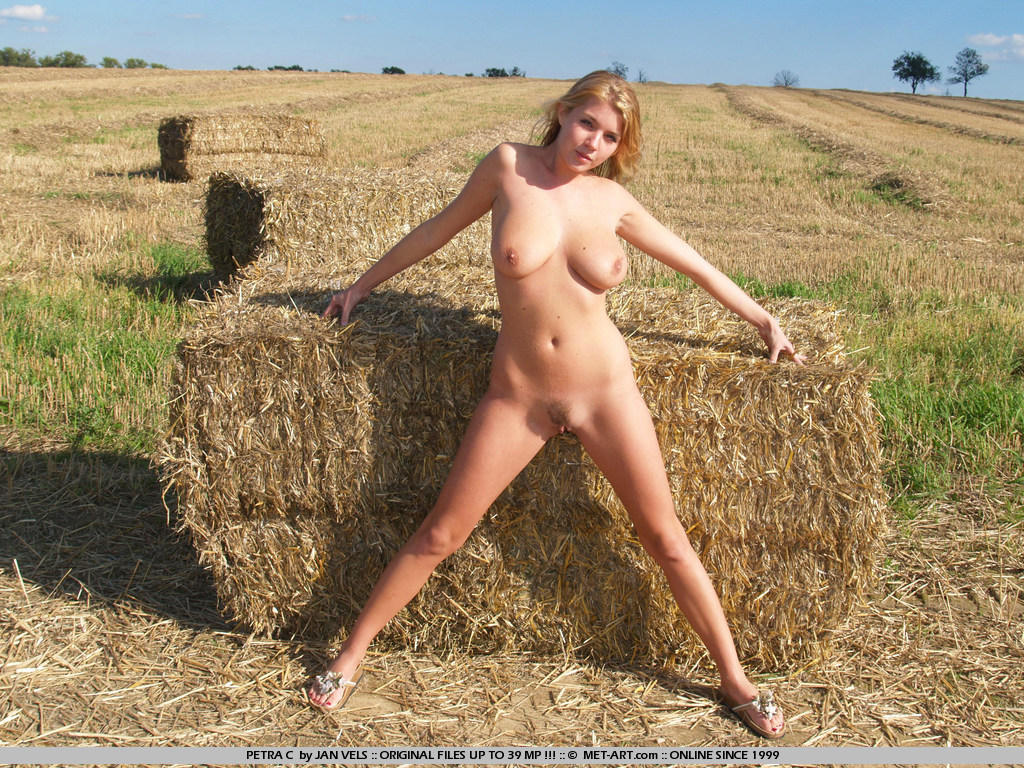 Farm girls get naked life