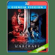 Warcraft: El primer encuentro de dos mundos (2016) 3D Half OU 1080p Audio Latino-Ingles