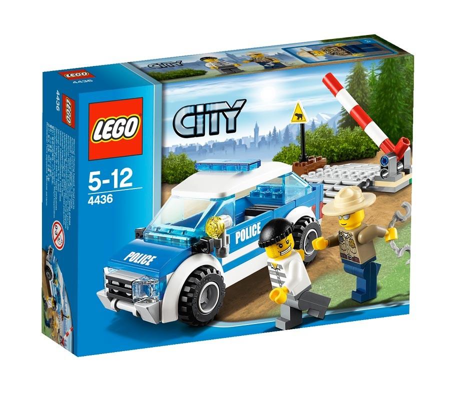 Legolikers: Lego city forest police patrol car