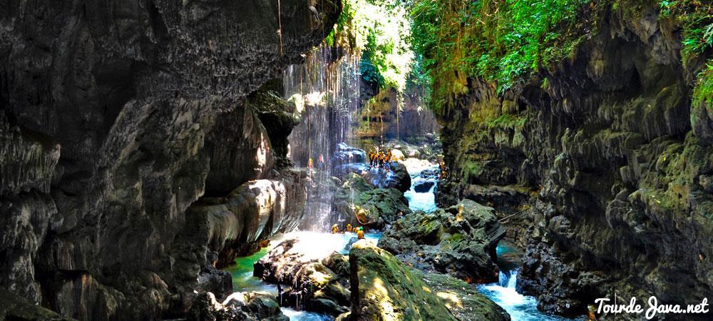 green canyon cukang taneuh