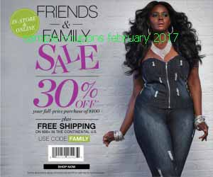 Ashley Stewart coupons february