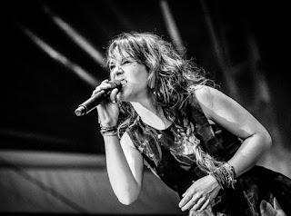 Французская певица ZAZ