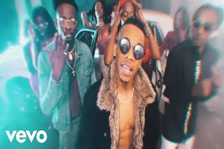 VIDEO: Tekno - Anyhow Ft. OG, Flimzy & Selebobo mp4