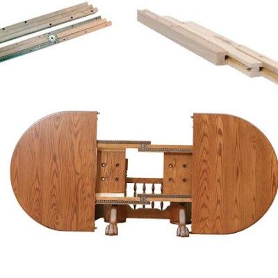 ray trượt bàn bằng gỗ