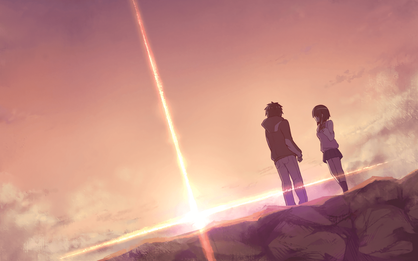 AowVN%2B%252851%2529 - [ Hình Nền ] Anime Your Name. - Kimi no Nawa full HD cực đẹp | Anime Wallpaper