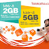 Banglalink 5GB @98TK for 7days & 2GB@ 45TK for 3days