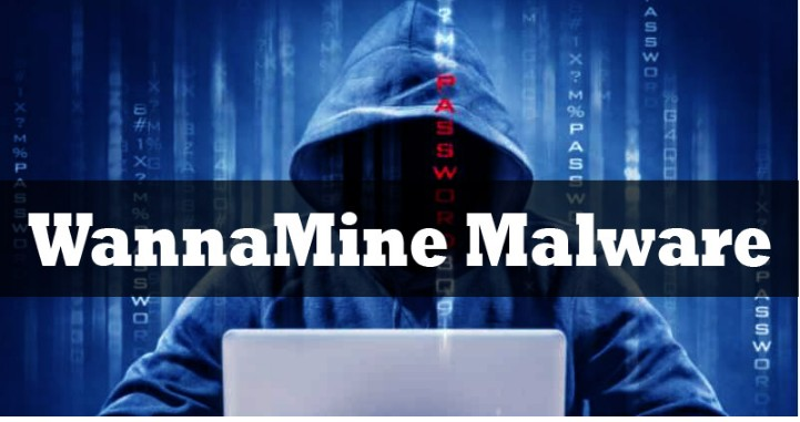 A CryptoCurrency Mining Malware Called WannaMine