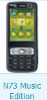 Nokia N73 Music Edition RM 132 RM 133 all versions firmware