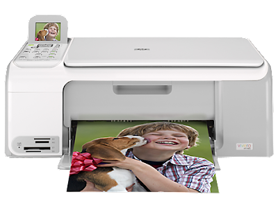HP Photosmart C4180 Printer Driver Download