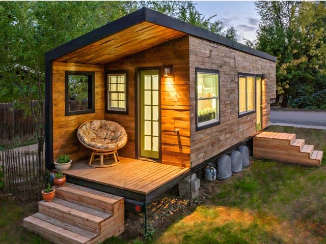50 Best Small Modern Wooden Custom Home Designs