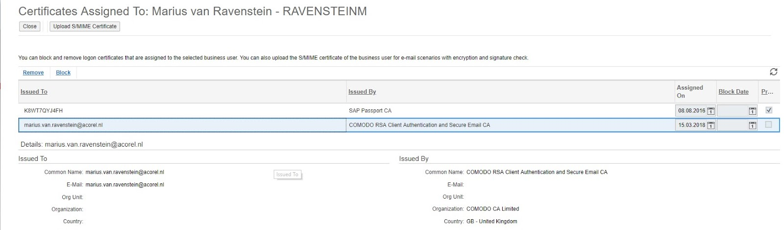 SAP Hybris Cloud for Customer: Approval sales document via