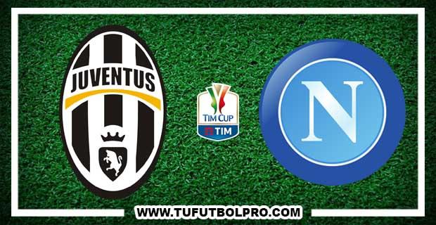 Ver Juventus vs Napoli EN VIVO Por Internet Hoy 28 de Febrero 2017