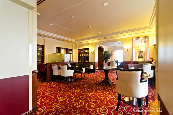 Sheraton Imperial Kuala Lumpur Executive Lounge
