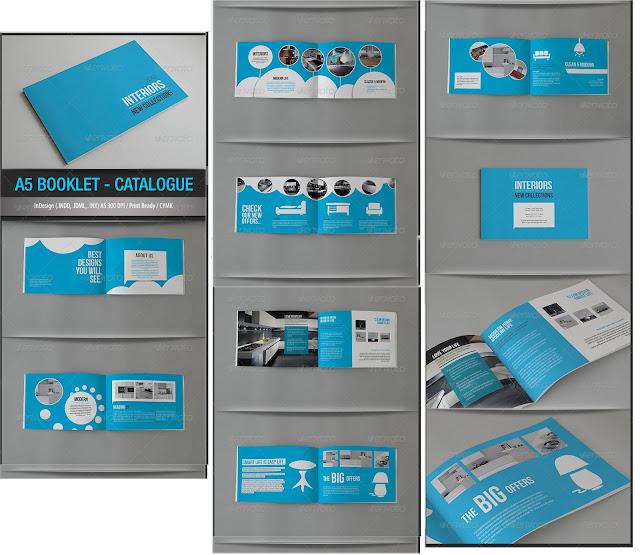 các thiết kế catalogue
