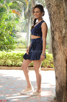 Seerat Kapoor Stunning Cute Beauty in Mini Skirt  Polka Dop Choli Top ~  Exclusive Galleries 047.jpg