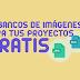 70 bancos de imágenes gratis para tus proyectos