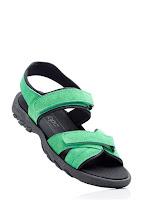 Sandale outdoor din piele bonprix