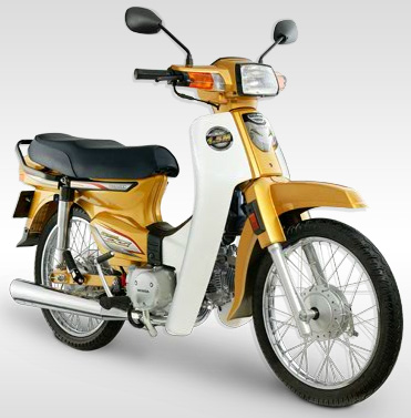 MOTORCYCLES Spare parts & Accessories: HONDA NEW MOTOSIKAL ...