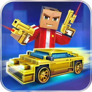 Block City Wars v6.7.2 Mod Apk [Money]