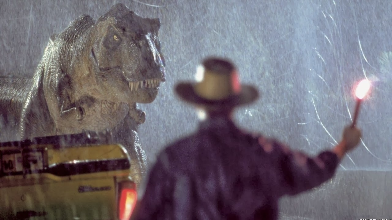 Keeping it Reel: Jurassic Park Special Effects
