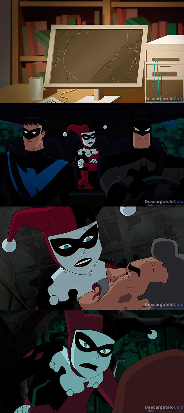 Batman y Harley Quinn (2017) HD 720p Latino