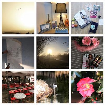 On Instagram in February