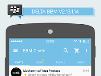 Delta BBM V3.5.0i Apk Terbaru