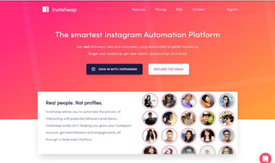 5 Automatic Tools for Increase your Instagram Followers