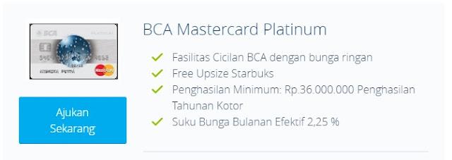 √ cara cek fitur utama kartu kredit bca master card platinum dan manfaat kartu kredit 5