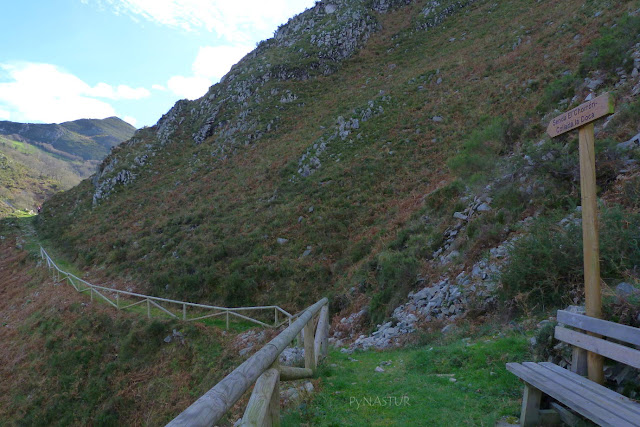 Ruta del Chorrón - Asturias