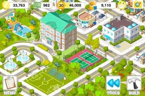 Game City Story