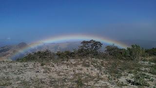 Monteverde rainbow