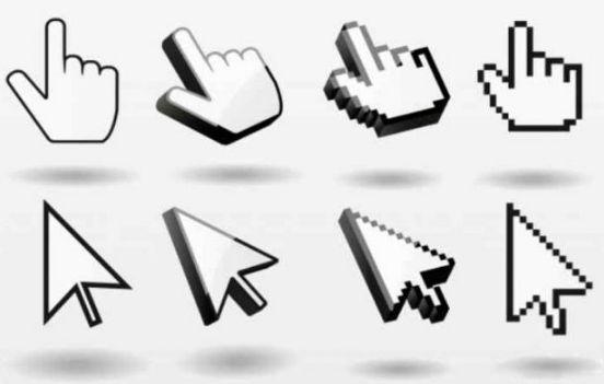 Cara Mengubah Bentuk Kursor Mouse di Windows XP, Vista, 7, 8 dan 10