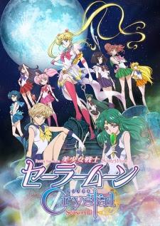 جميع حلقات انمي Sailor Moon Crystal S2 مترجم بلوراي