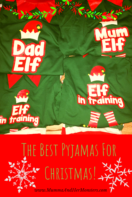 The Best Pyjamas For Christmas!