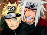 لعبة قتال بليتش ضد ناروتو Bleach Vs Naruto 2.4