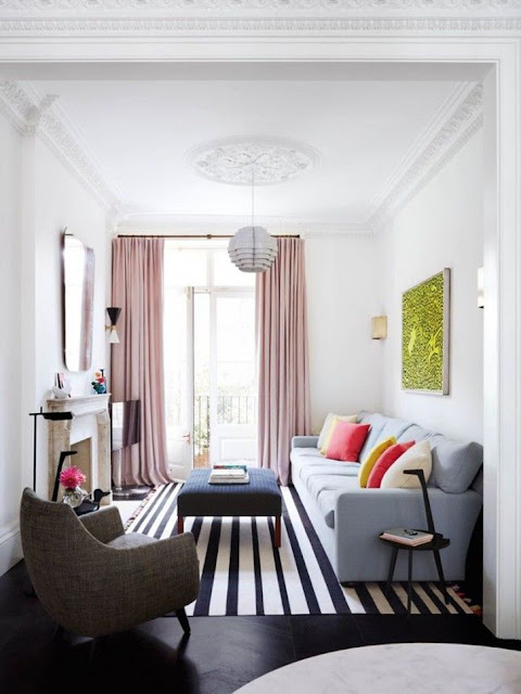 Rumah Minimalis dengan Dekorasi Maksimal
