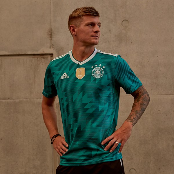Germany 2018 World Cup Away Kit Released - Footy Headlines 286d35ad0