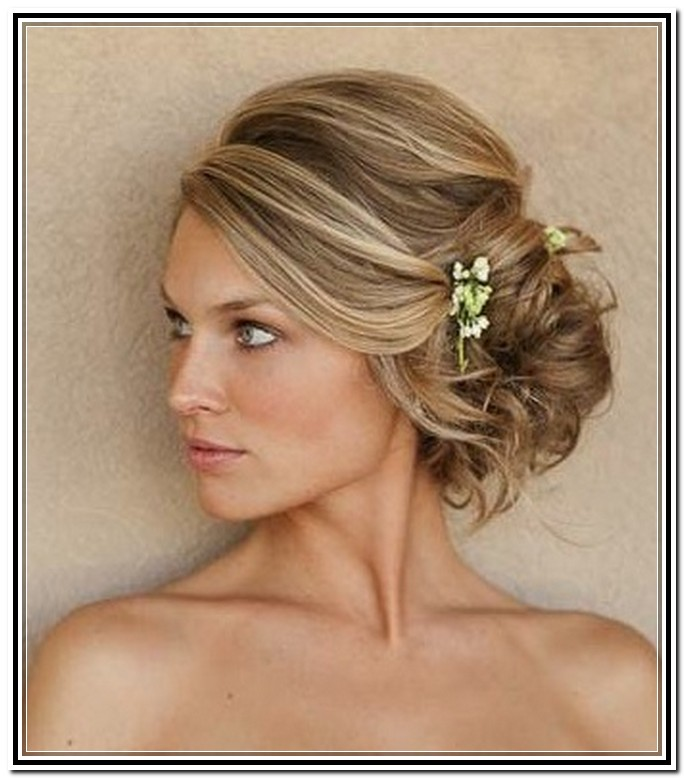 Side Wedding Hairstyles: 72 Stunning Wedding Updo Hairstyles
