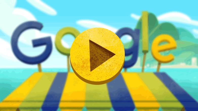 Pcholic 2016 Google Doodle Fruit Games Day 1