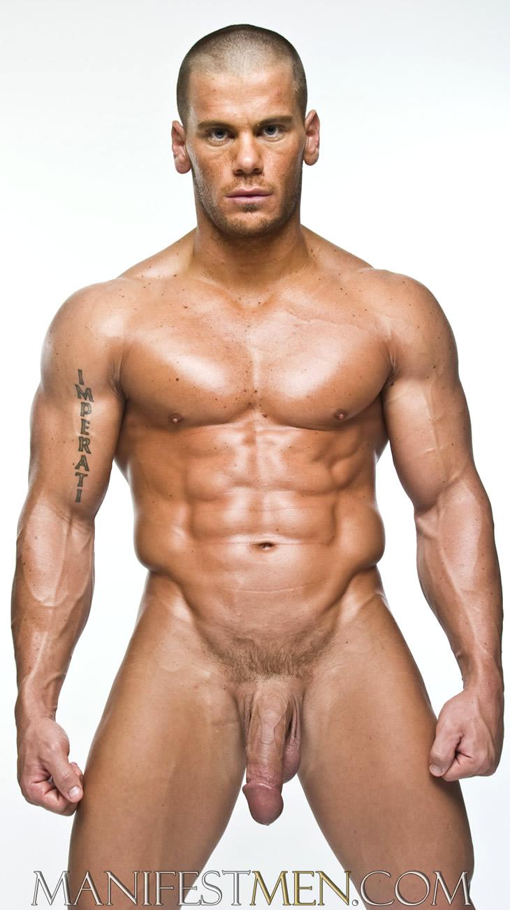 Nude muscle men damon danilo