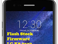 Guide to Flash Stock Firmware LG K8 2017 Using LG Flashtool to Fix a Bootloop.