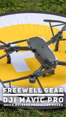 Freewell Gear | DJI MAVIC PRO QUICK RELEASE PROPELLER GUARD | Propellerschutz für DJI-Mavic-Pro-Drohne