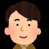 男性の顔アイコン 5