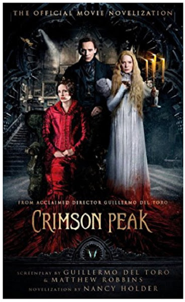 This movie actually has a lot to recommend it.  Crimson Peak is not just a scary horror movie with ghosts, it has a fantastic mystery plot.