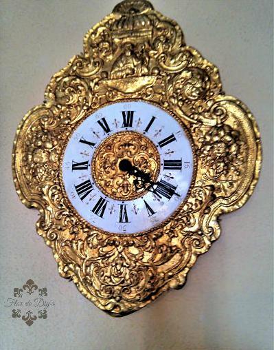 reloj-en-pan-de-oro-flor-de-diys